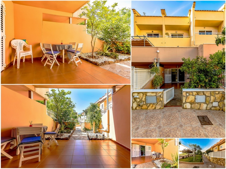 Properties for Sale in Tenerife, Canary Islands, Spain | SylkWayStar Real Estate. 1 bedroom Apartment del Duque. Image-23065