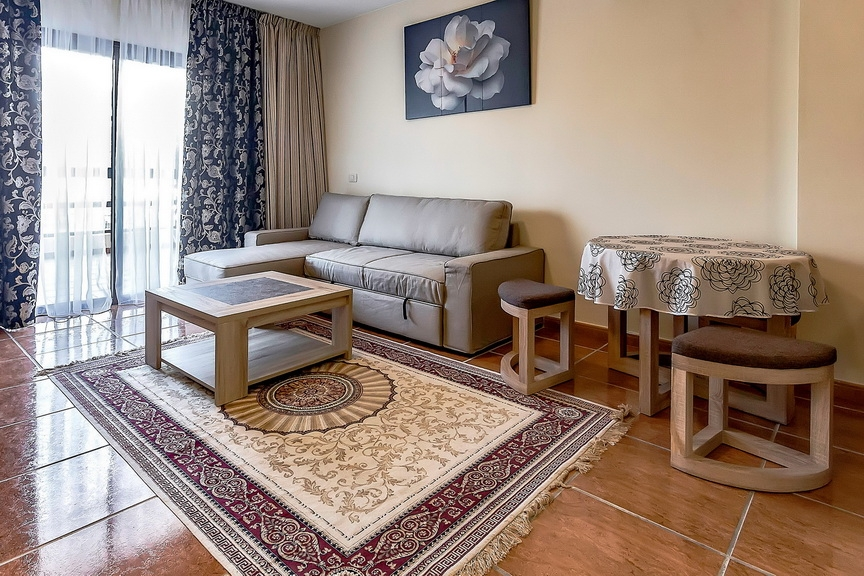 Properties for Sale in Tenerife, Canary Islands, Spain | SylkWayStar Real Estate. 1 bedroom apartment Golf del Sur . Image-23088