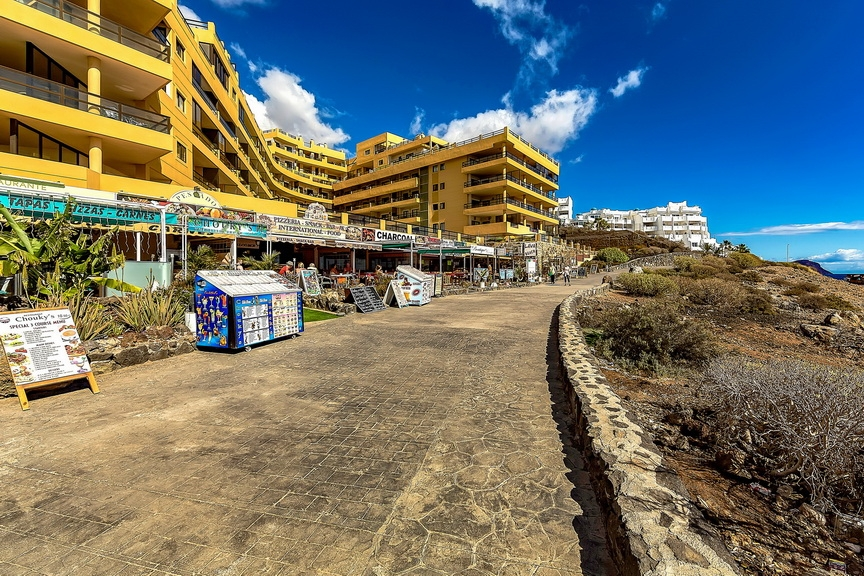 Properties for Sale in Tenerife, Canary Islands, Spain | SylkWayStar Real Estate. 1 bedroom apartment Golf del Sur . Image-23137