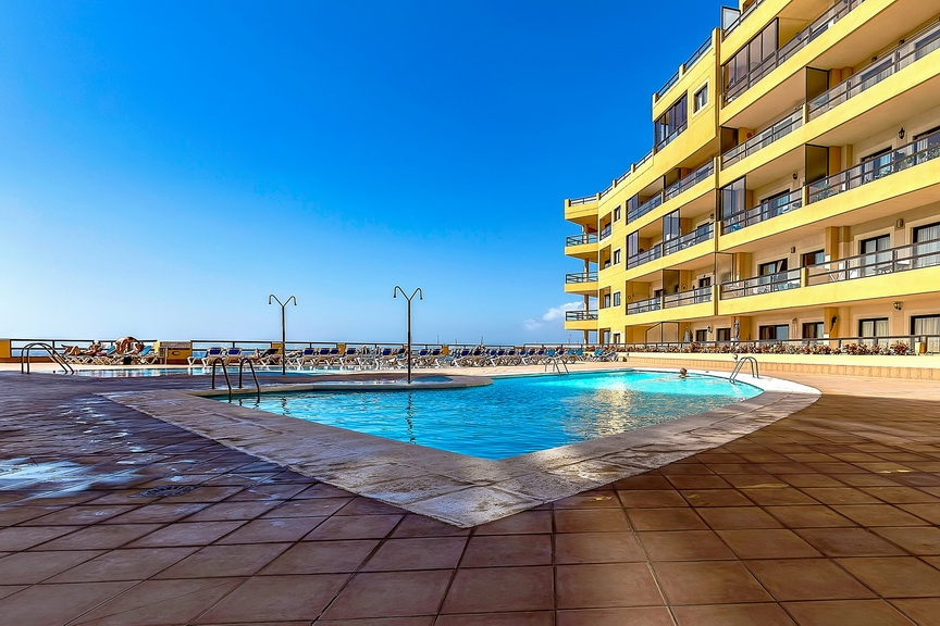 Properties for Sale in Tenerife, Canary Islands, Spain | SylkWayStar Real Estate. 1 bedroom apartment Golf del Sur . Image-23129