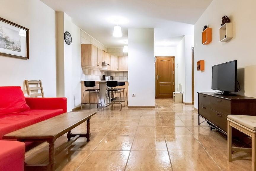 Properties for Sale in Tenerife, Canary Islands, Spain | SylkWayStar Real Estate. 1 bedroom apartment Golf del Sur . Image-23111