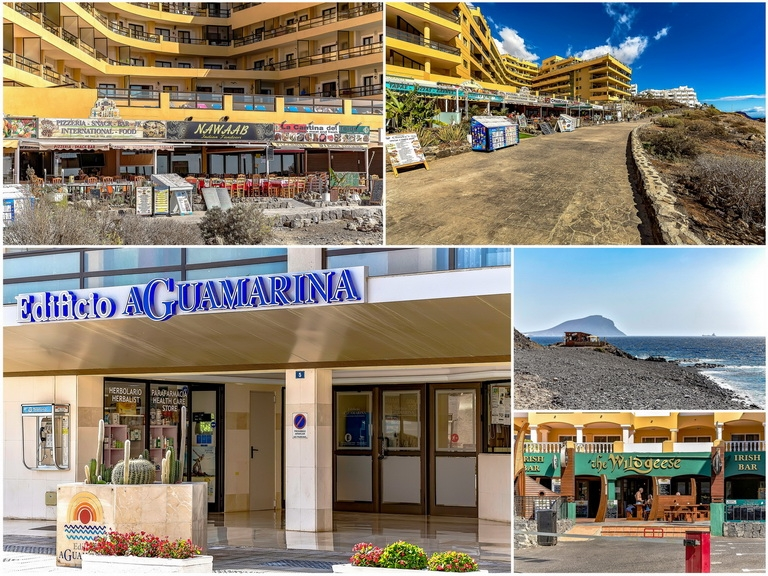 Properties for Sale in Tenerife, Canary Islands, Spain | SylkWayStar Real Estate. 1 bedroom apartment Golf del Sur . Image-23150