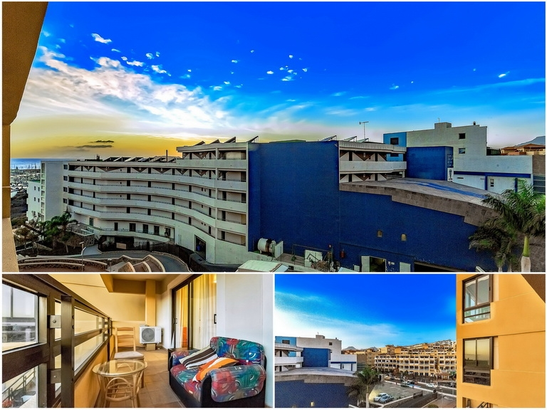 Properties for Sale in Tenerife, Canary Islands, Spain | SylkWayStar Real Estate. 1 bedroom apartment Golf del Sur . Image-23149