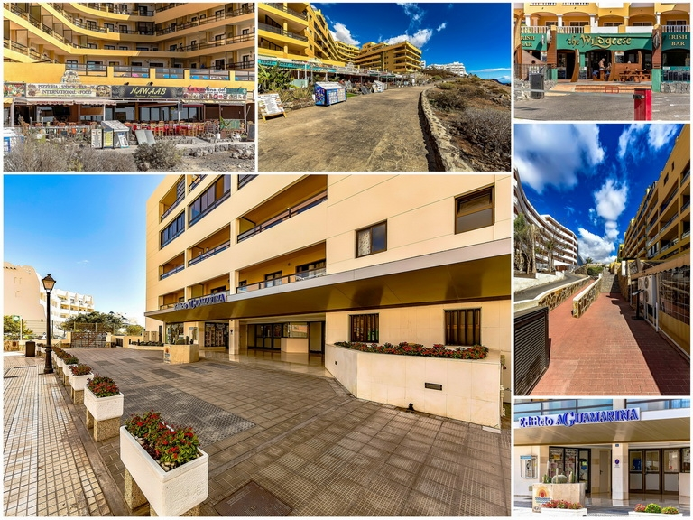 Properties for Sale in Tenerife, Canary Islands, Spain | SylkWayStar Real Estate. 1 bedroom apartment Golf del Sur . Image-23151