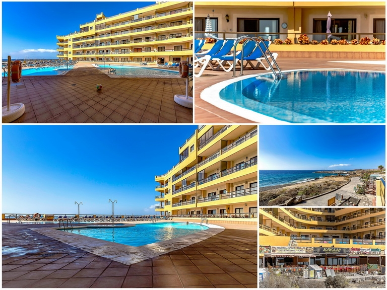 Properties for Sale in Tenerife, Canary Islands, Spain | SylkWayStar Real Estate. 1 bedroom Apartment del Duque. Image-23203