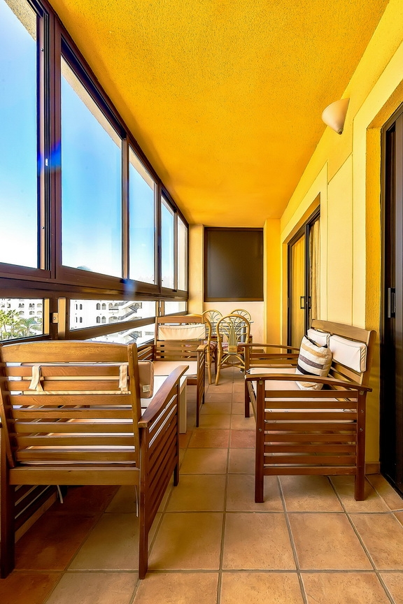 Properties for Sale in Tenerife, Canary Islands, Spain | SylkWayStar Real Estate. 1 bedroom Apartment del Duque. Image-23173