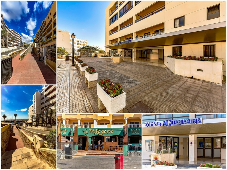 Properties for Sale in Tenerife, Canary Islands, Spain | SylkWayStar Real Estate. 1 bedroom Apartment del Duque. Image-23204