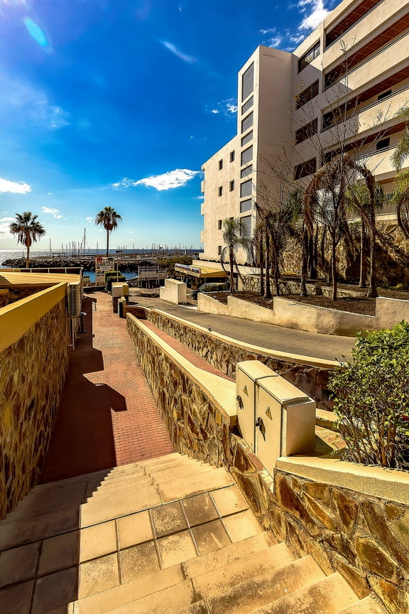 Properties for Sale in Tenerife, Canary Islands, Spain | SylkWayStar Real Estate. 1 bedroom Apartment del Duque. Image-23192