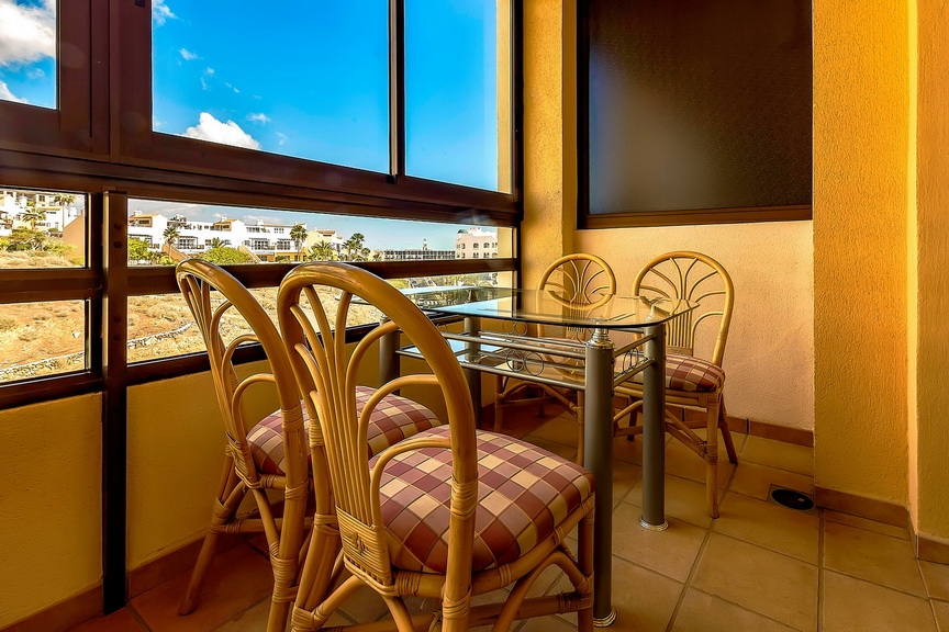 Properties for Sale in Tenerife, Canary Islands, Spain | SylkWayStar Real Estate. 1 bedroom Apartment del Duque. Image-23171