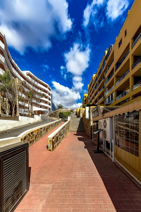 Properties for Sale in Tenerife, Canary Islands, Spain | SylkWayStar Real Estate. 1 bedroom Apartment del Duque. Image-23191