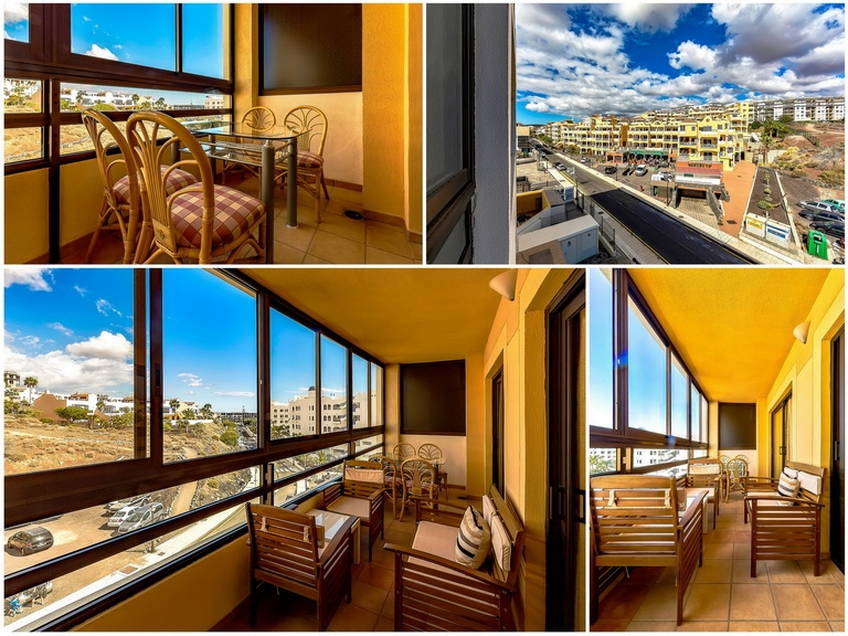 Properties for Sale in Tenerife, Canary Islands, Spain | SylkWayStar Real Estate. 1 bedroom Apartment del Duque. Image-23201