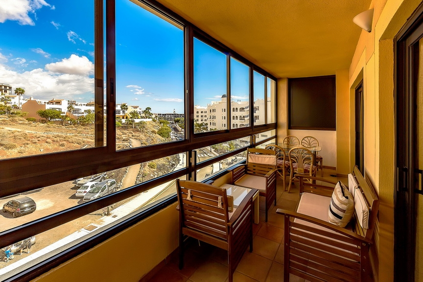 Properties for Sale in Tenerife, Canary Islands, Spain | SylkWayStar Real Estate. 1 bedroom Apartment del Duque. Image-23174