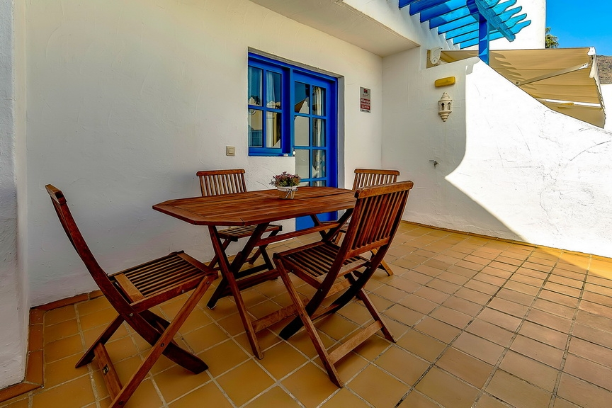 Properties for Sale in Tenerife, Canary Islands, Spain | SylkWayStar Real Estate. 1 bedroom apartment Villas Fañabe. Image-23567
