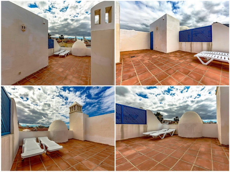 Properties for Sale in Tenerife, Canary Islands, Spain | SylkWayStar Real Estate. 1 bedroom apartment Villas Fañabe. Image-23600