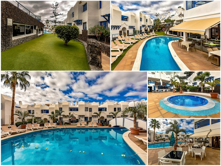 Properties for Sale in Tenerife, Canary Islands, Spain | SylkWayStar Real Estate. 1 bedroom apartment Villas Fañabe. Image-23606