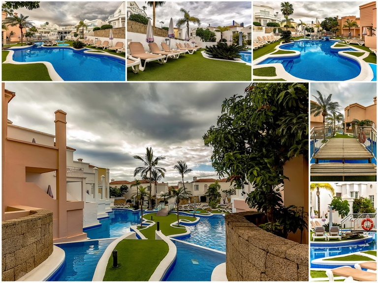 Properties for Sale in Tenerife, Canary Islands, Spain | SylkWayStar Real Estate. 1 bedroom apartment Villas Fañabe. Image-23607