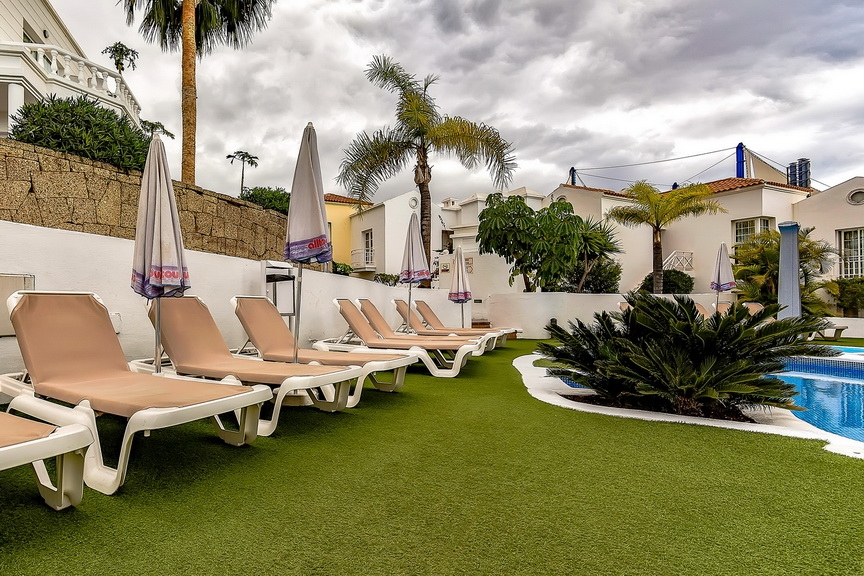Properties for Sale in Tenerife, Canary Islands, Spain | SylkWayStar Real Estate. 1 bedroom apartment Villas Fañabe. Image-23594