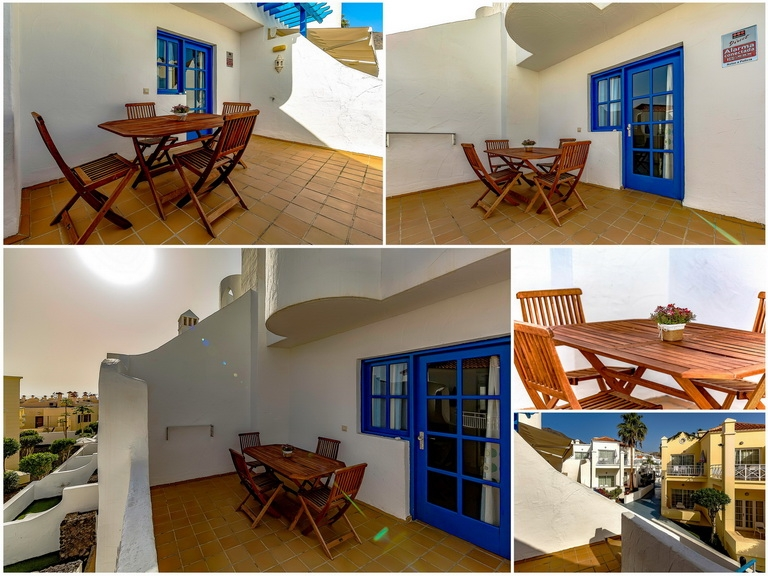 Properties for Sale in Tenerife, Canary Islands, Spain | SylkWayStar Real Estate. 1 bedroom apartment Villas Fañabe. Image-23602