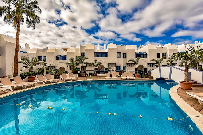 Properties for Sale in Tenerife, Canary Islands, Spain | SylkWayStar Real Estate. 1 bedroom apartment Villas Fañabe. Image-23548