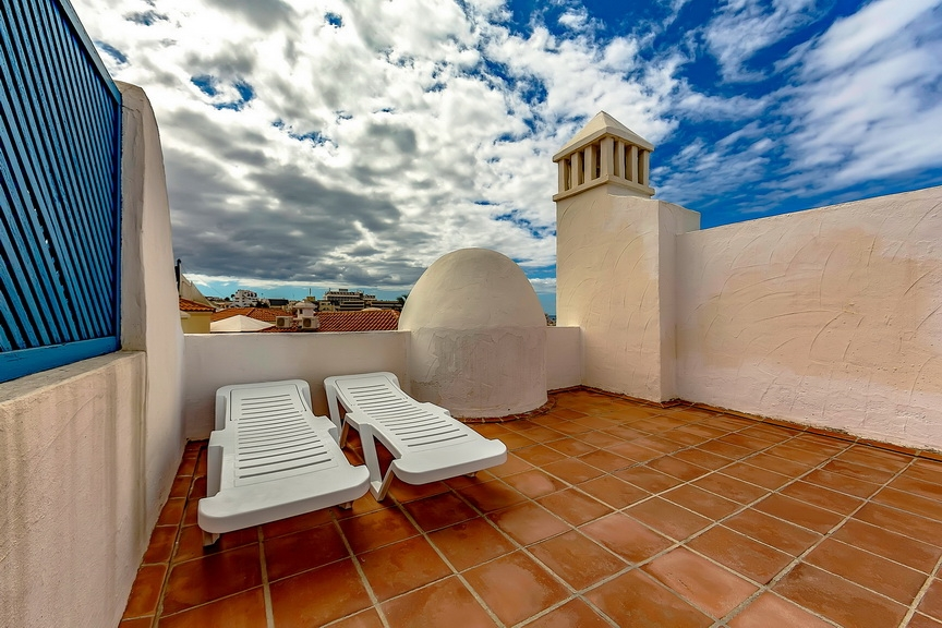 Properties for Sale in Tenerife, Canary Islands, Spain | SylkWayStar Real Estate. 1 bedroom apartment Villas Fañabe. Image-23579