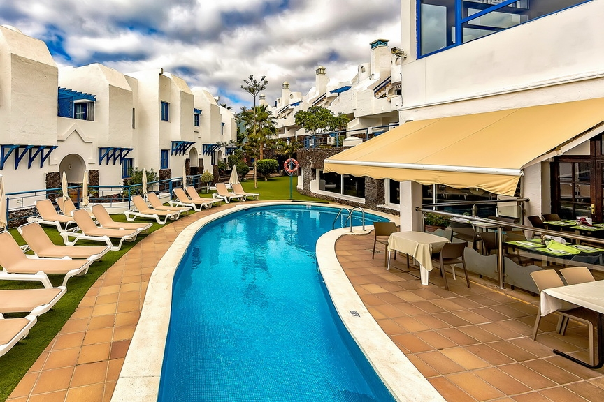 Properties for Sale in Tenerife, Canary Islands, Spain | SylkWayStar Real Estate. 1 bedroom apartment Villas Fañabe. Image-23589