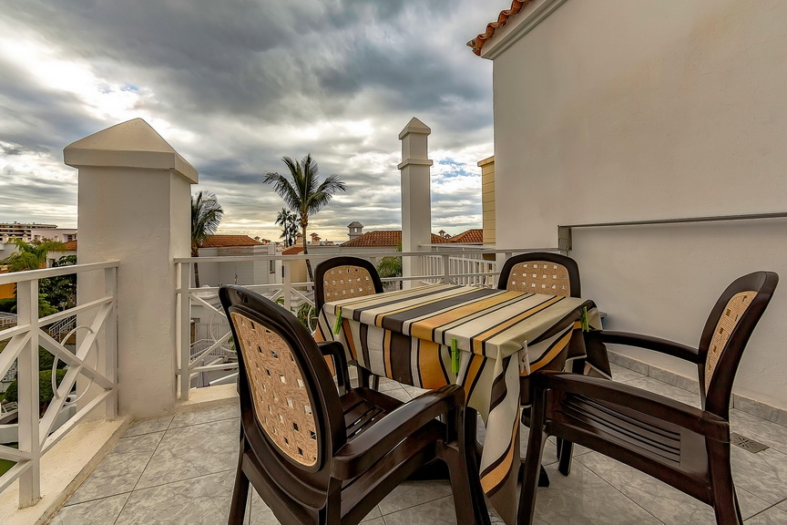 Properties for Sale in Tenerife, Canary Islands, Spain | SylkWayStar Real Estate. 1 bedroom apartment Villas Fañabe. Image-23626