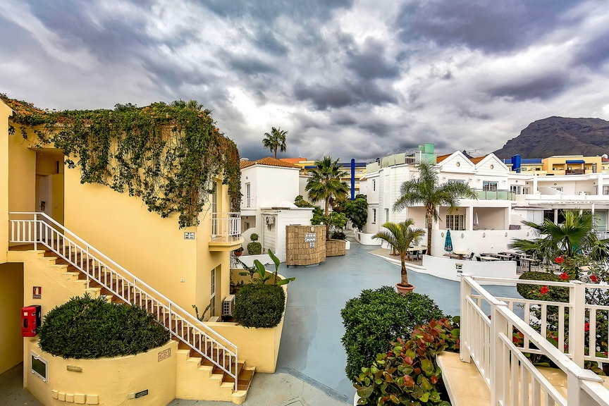 Properties for Sale in Tenerife, Canary Islands, Spain | SylkWayStar Real Estate. 1 bedroom apartment Villas Fañabe. Image-23634