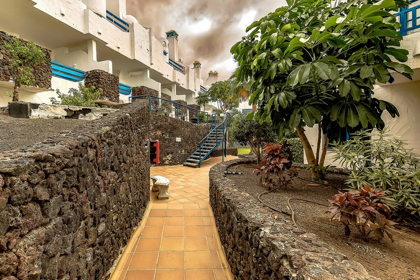 Properties for Sale in Tenerife, Canary Islands, Spain | SylkWayStar Real Estate. 1 bedroom apartment Villas Fañabe. Image-23646
