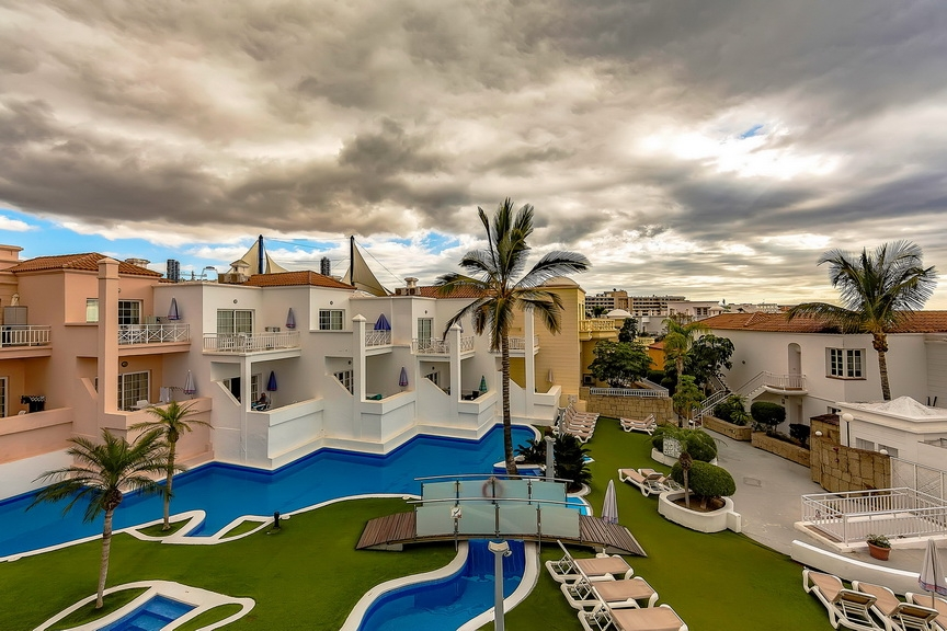 Properties for Sale in Tenerife, Canary Islands, Spain | SylkWayStar Real Estate. 1 bedroom apartment Villas Fañabe. Image-23628