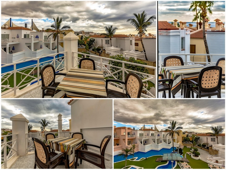 Properties for Sale in Tenerife, Canary Islands, Spain | SylkWayStar Real Estate. 1 bedroom apartment Villas Fañabe. Image-23663
