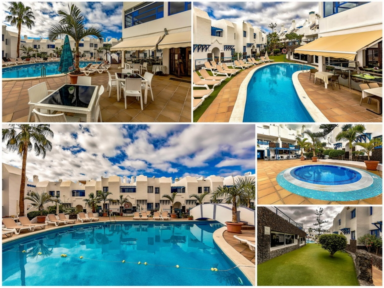 Properties for Sale in Tenerife, Canary Islands, Spain | SylkWayStar Real Estate. 1 bedroom apartment Villas Fañabe. Image-23664