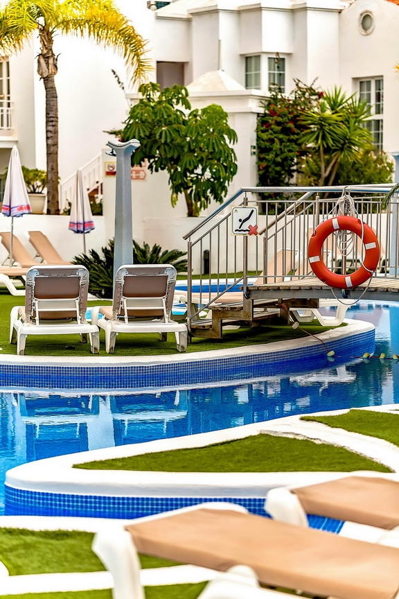 Properties for Sale in Tenerife, Canary Islands, Spain | SylkWayStar Real Estate. 1 bedroom apartment Villas Fañabe. Image-23645