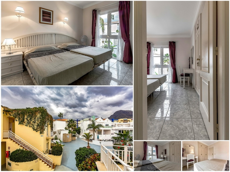 Properties for Sale in Tenerife, Canary Islands, Spain | SylkWayStar Real Estate. 1 bedroom apartment Villas Fañabe. Image-23656
