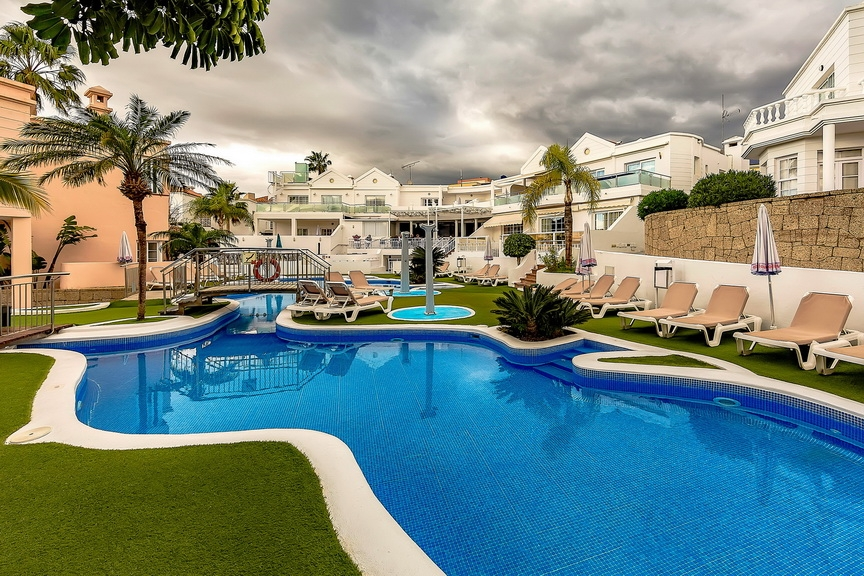 Properties for Sale in Tenerife, Canary Islands, Spain | SylkWayStar Real Estate. 1 bedroom apartment Villas Fañabe. Image-23640