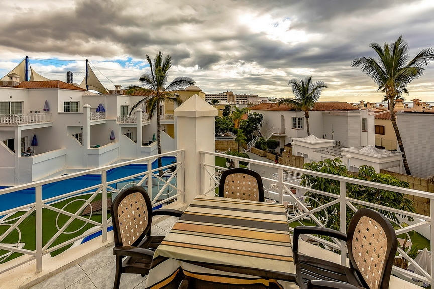 Properties for Sale in Tenerife, Canary Islands, Spain | SylkWayStar Real Estate. 1 bedroom apartment Villas Fañabe. Image-23625