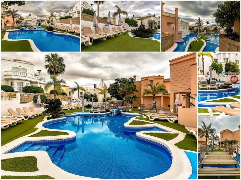 Properties for Sale in Tenerife, Canary Islands, Spain | SylkWayStar Real Estate. 1 bedroom apartment Villas Fañabe. Image-23665
