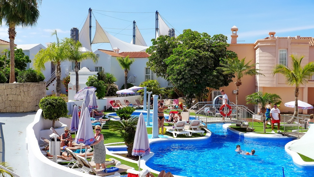 Properties for Sale in Tenerife, Canary Islands, Spain | SylkWayStar Real Estate. 1 bedroom apartment Villas Fañabe. Image-23610