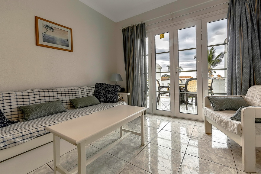 Properties for Sale in Tenerife, Canary Islands, Spain | SylkWayStar Real Estate. 1 bedroom apartment Villas Fañabe. Image-23621