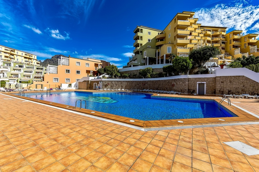 Properties for Sale in Tenerife, Canary Islands, Spain | SylkWayStar Real Estate. 1 bedroom apartment Orlando. Image-23692