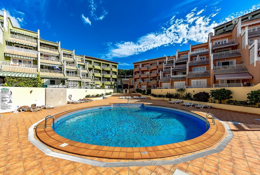 Properties for Sale in Tenerife, Canary Islands, Spain | SylkWayStar Real Estate. 1 bedroom apartment Orlando. Image-23697