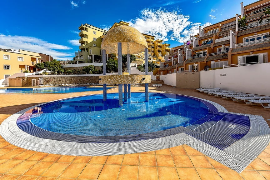 Properties for Sale in Tenerife, Canary Islands, Spain | SylkWayStar Real Estate. 1 bedroom apartment Orlando. Image-23668