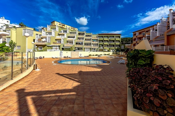 Properties for Sale in Tenerife, Canary Islands, Spain | SylkWayStar Real Estate. 1 bedroom apartment Orlando. Image-23728