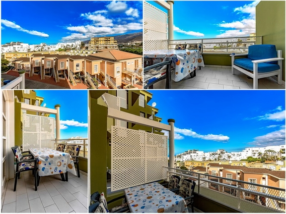Properties for Sale in Tenerife, Canary Islands, Spain | SylkWayStar Real Estate. 1 bedroom apartment Orlando. Image-23736