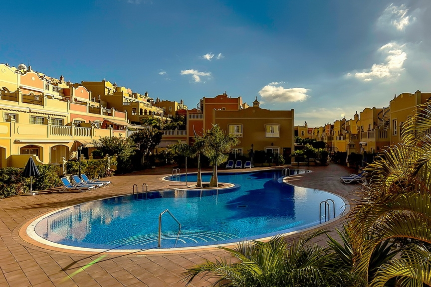 Properties for Sale in Tenerife, Canary Islands, Spain | TENERPROPERTY Real Estate. 1 bedroom apartment Palmar. Image-23827