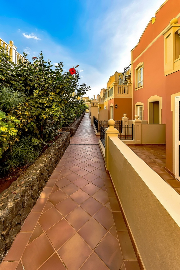 Properties for Sale in Tenerife, Canary Islands, Spain | TENERPROPERTY Real Estate. 1 bedroom apartment Palmar. Image-23837