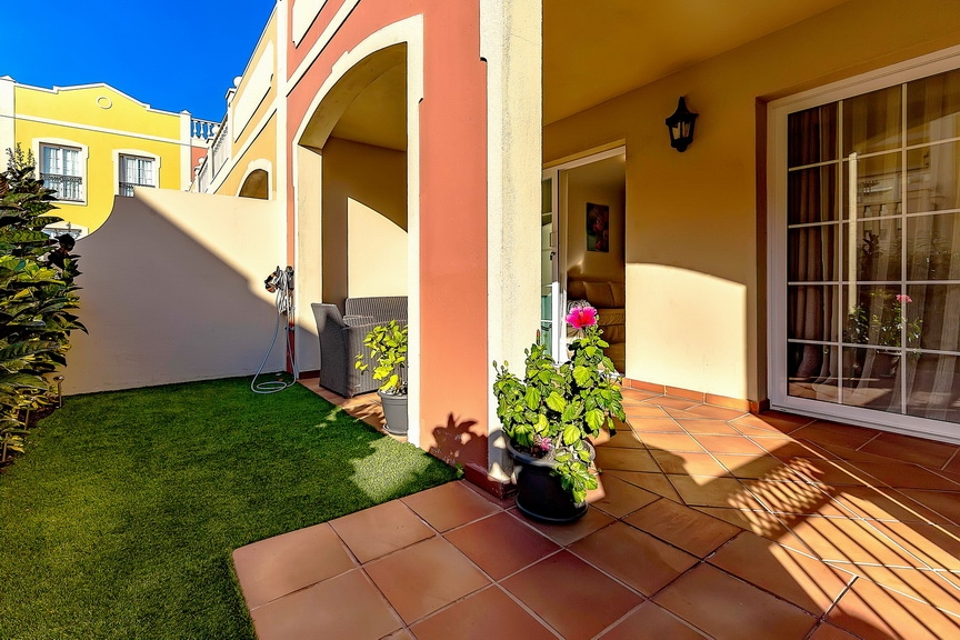 Properties for Sale in Tenerife, Canary Islands, Spain | TENERPROPERTY Real Estate. 1 bedroom apartment Palmar. Image-23813