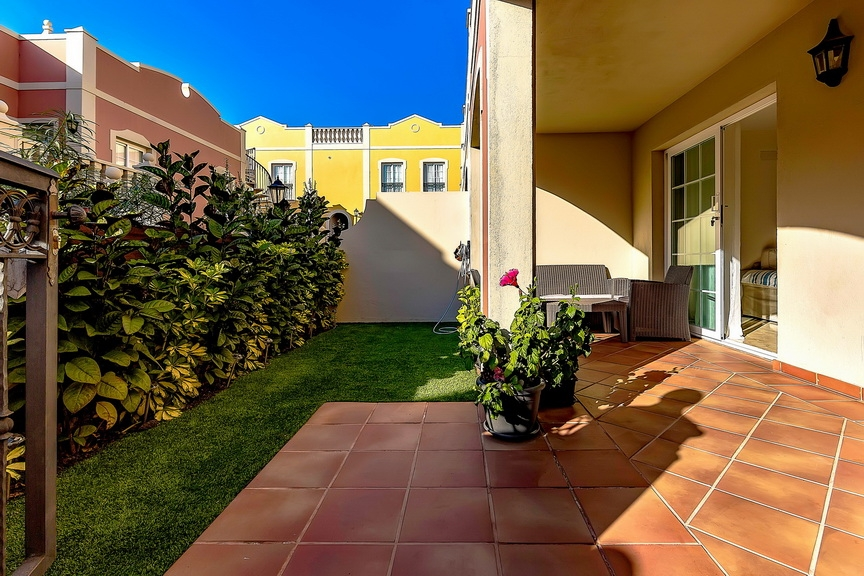 Properties for Sale in Tenerife, Canary Islands, Spain | TENERPROPERTY Real Estate. 1 bedroom apartment Palmar. Image-23815