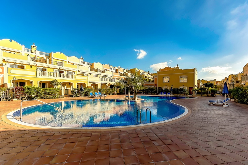 Properties for Sale in Tenerife, Canary Islands, Spain | TENERPROPERTY Real Estate. 1 bedroom apartment Palmar. Image-23824