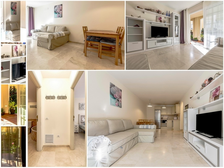 Properties for Sale in Tenerife, Canary Islands, Spain | TENERPROPERTY Real Estate. 1 bedroom apartment Palmar. Image-23844