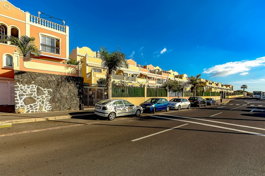 Properties for Sale in Tenerife, Canary Islands, Spain | TENERPROPERTY Real Estate. 1 bedroom apartment Palmar. Image-23835